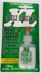 PHOENIX UNLIMITED 2222... 1/2OZ. PTFE (TEFLON) GREASE PLASTIC COMPATIBLE LUBRICANT
