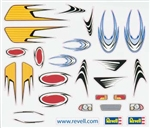 REVELL Y8681... PEEL & STICK DECAL I