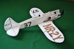 "RETRO RC LLC 0004SWM... HOWARD DGA3 ""PETE"" W/MOTOR"