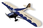 "SEAGULL MODELS ... TAYLORCRAFT W.S. 62"" FLYING WEIGHT 3.3-3.9lbs"