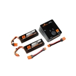 SPEKTRUM ... SPEKTRUM SMART POWERSTAGE BUNDLE 4S 1-S2100 2-5000mAh 2S