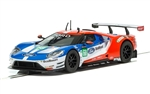 SCALEXTRIC ... FORD GT GTE LE MANS 2017 NO.68