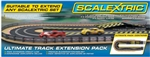 SCALEXTRIC ... EXTENSION PACK ULTIMATE LEAP/STR/HAIRPIN/SWIPE/B&B