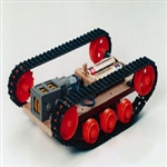 TAMIYA ... TRACKED VEHICLE CHASSIS
