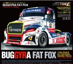 TAMIYA R/C CARS ... BUGGYRA FAT FOX  TT-01 TYPE-4 1/14 TRUCK