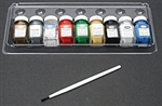 TESTORS ... PAINT SET FINISHING KIT