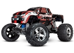 TRAXXAS D... STAMPEDE RED TRUCK RNR NO BATTERY OR CHARGER