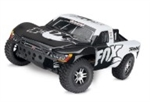 TRAXXAS X... SLASH 4X4 BRUSHLESS W/ TSM FOX EDITION