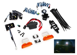 TRAXXAS ... BRONCO LED LIGHT SET COMPLETE WITH POWER SUPPLY
