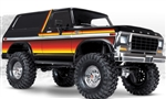 TRAXXAS N... TRX-4 W/BRONCO RED/YELLOW 2.4GHZ