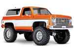 TRAXXAS ANGE... TRX-4 1979 BLAZER ORANGE TRAIL CRAWLER