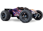 TRAXXAS RPLE... E-REVO 2 PURPLE TSM 6S  4WD BRUSHLESS