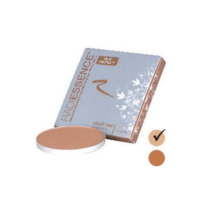 Radiessence Pressed Powder Bronzer refill - Light Tan