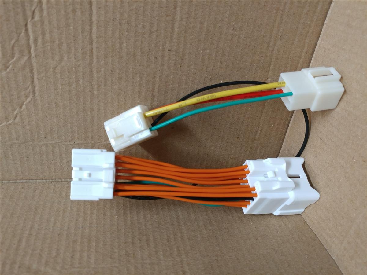 865 88 Pre 89 Fog Light Adapter Harness Custom Built Wiring