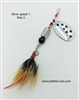 Handcrafted Inline Spinners for Trout, Panfish, Bass, Walleye