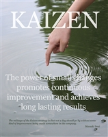 Kaizen - Small Changes