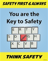 You are the Key to Safety