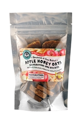 Apple Honey Oats Resveratrol Dog Biscuits