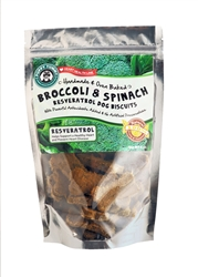 Broccoli & Spinach Healthy Dog Treats