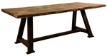 Montana Reclaimed Wood Dining Table