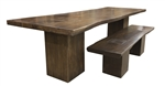 Landes Live Edge Dining Table