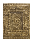 Isabella Carved Wood Panel
