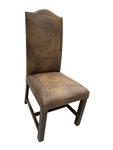 Aston True Leather Dining Chair