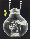 Berzerker Glass Multi Color UV Glow Vader Pendant