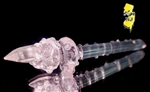 Based Glass CFL Expermental Crystal Growth Dabber