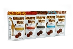 Giraffe Nuts - 15mg Caramel Pouches - 10 Pieces Per Package