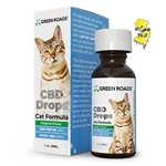 Green Roads - Cat Formula Tincture - 60mg
