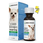 Green Roads - Small Dog Formula Tincture - 60mg