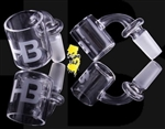 Joel Halen Bucket 25mm Flat Top Quartz Banger 10MM