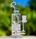 Leisure Glass Clear Brick Stack Incycler