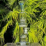 Leisure Glass 26/29 Arm Flower Tube