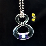 Natey Love Tonic Mini Infinite Pendant