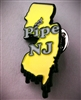 PipeNJ Hat Pin