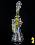 Pipe NJ Clear Mini Spike Beaker