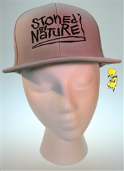 Stoned by Nature Gray Snapback