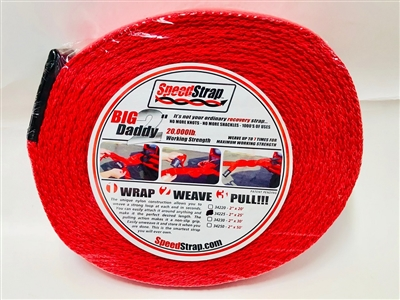 "2"" x 25' Big Daddy recovery strap"
