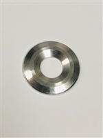 Aluminum Dzus washers. Made for the 7/16 diameter buttons.