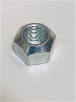 "5/8-18 Lug Nut. 1"" wrench. Zinc plated"