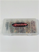 200 pc. lockwasher kit. #10-1/2