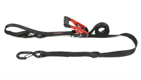 "1""x8' Ratchet Tie Down with soft tie"