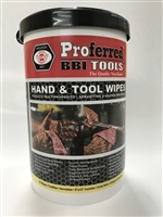 Hand & Tool wipes
