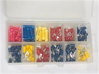 175 pc. Wire connector kit