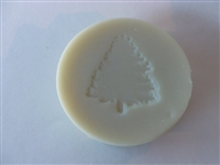 Minty Snow Ball Olive Oil Soap