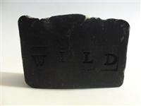 charcoal olive oil soap bar