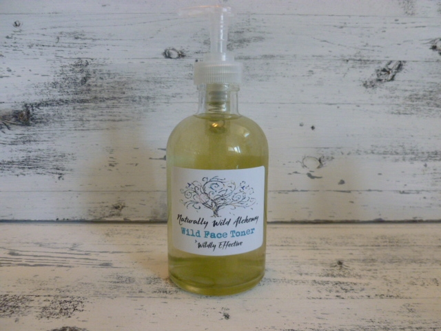 Wild Witch Hazel Toner