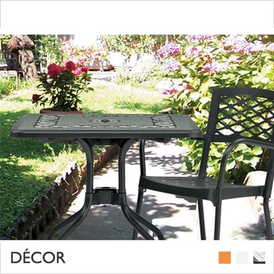 RIBALTO TOP FOLDING OUTDOOR TABLE, 800mm